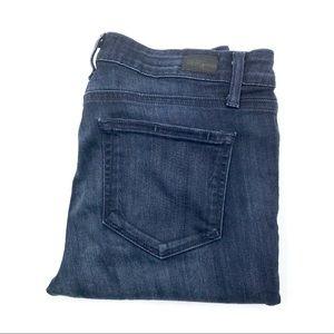 Paige Verdugo Ankle Skinny Jeans, Size 29, EUC